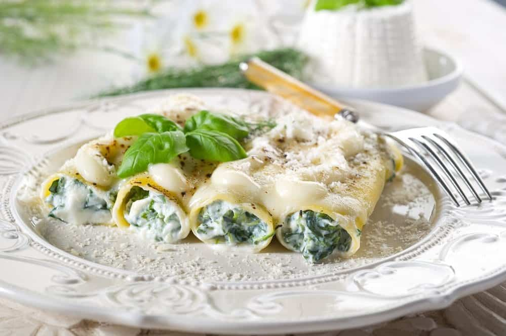 Can You Freeze Cannelloni Filling